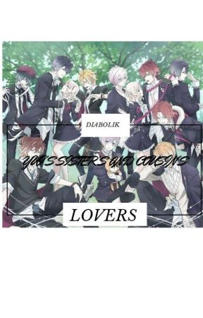 Diabolik Lovers Yui's Sister's And Cousin's  by jessie____leigh