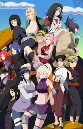 Harem De Vacaciones De Naruto Traducción Grito