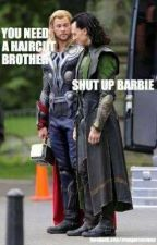 Avengers Memes/Comics  by why-is-gamora