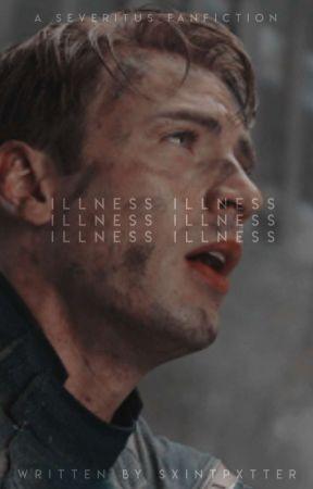 Illness | Harry Potter FF by sxintpxtter