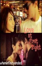 Love at First Sight (KathNiel OS) by wheninfinityended