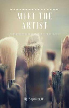 Meet the artist by oujensaiii