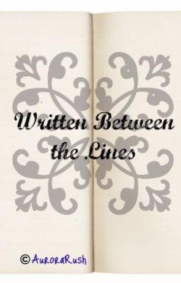 Written Between the Lines