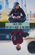 Salvation (Peter Parker x Reader) by Omgnoboo