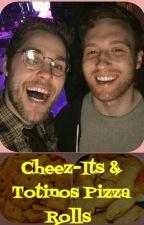 Cheez-Its & Totino's Pizza Rolls | Andrew Siwicki & Garrett Watts Imagines  by Depressed_Garbage
