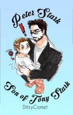 Peter Stark Son of Tony Stark|Oneshots by Totoro_sleepy