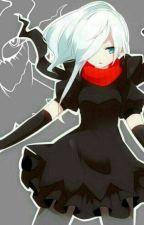 The Girl of My Nightmares (Female Gijinka Darkrai X Male Reader) by Lunar_Legend