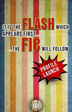 The Flash-Fic Appears by flashfic