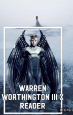 (An Angel's Breath) Warren Worthington iii x reader  by TrulyAFangirl