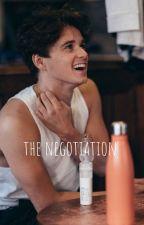 the negotiation | Brad Simpson by laurahesc