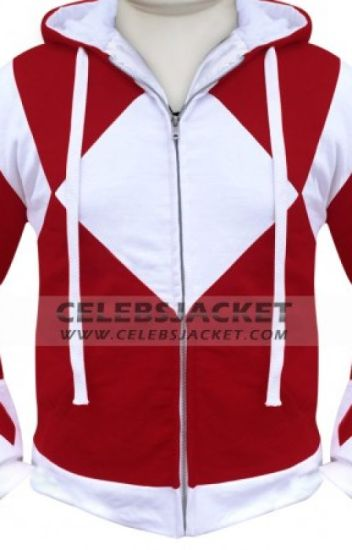 Power Rangers Hoodie Celebrity Jacket Wattpad