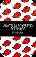 ●Akatsuki Boyfriend Scenario● by Rita304