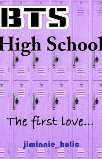 BTS High School(BTS FAN FICTION)