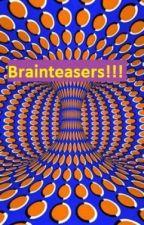 Brainteasers by melissa100196
