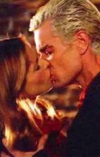 Buffy + Spike by Jasdyer