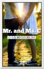 Mr. and Ms. C  by LillMissBlue