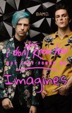 Idkhow Imagines by aureateloki