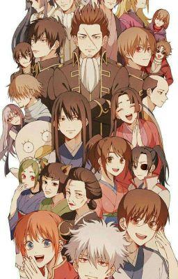 Đọc truyện Một chút Gintama cho đời tươi tắn nhưng hầu hết là xả ảnh :D
