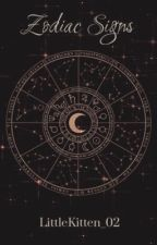 Zodiac Sign's by LittleKitten_02