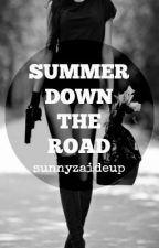 Summer Down The Road by sunnyzaideup