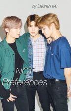 NCT Preferences by hee_heejins