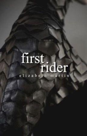 First Rider by TurquoiseSakura