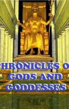 The Chronicles of Greek Gods and Goddesses by mrDedma24