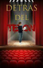 Detras Del Telón Ꝁøøꝁmɨn by AnaChara00