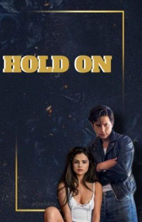 Hold On || j.jones by jetblackashx