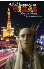 What happens in Vegas stays in Vegas. [Thranduil] by Annabanana2895
