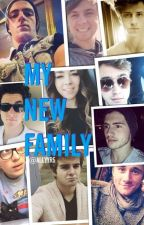 My New Family by allyvegaz