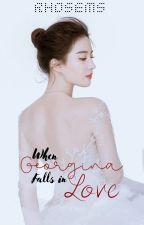 When GEORGINA falls in LOVE  by RedLipscious