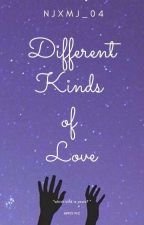 Different Kinds Of Love [ASTRO Apply Fic] by NJxMJ_04