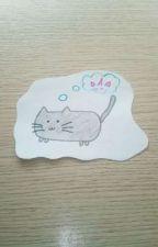 Я кот и я хочу стать единорогом ... by MashaKisaCatLove