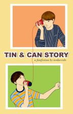 Love By Chance Fanfiction - Tin And Can Story by teedarvids