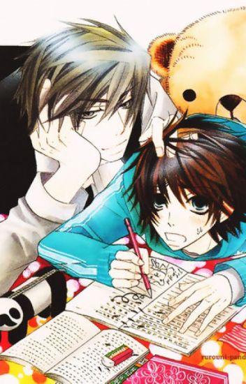Don't let go of that hand... (BoyxBoy) Junjou Romantica ...
