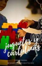juguetes y cartulinas - blasnior by wonder_brightside