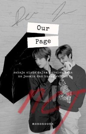 OUR PAGE;JAEMREN. by mononoona
