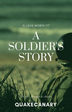 A SOLDIER'S STORY by quakecanary