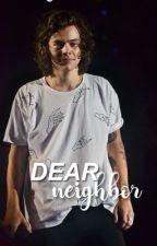 Dear neighbor H.S by prettygirlsolitar