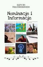 Nominacje, informacje by paulinakobayashi