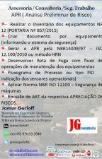 Análise Preliminar de Risco I by JamurGerloff