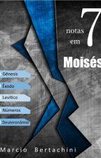 Sete notas em Gênesis by CRISTOescrito