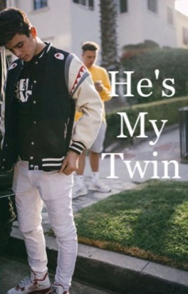 He's my twin // h.g