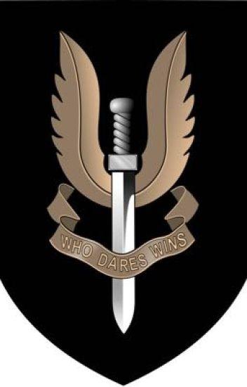 Rainbow six siege: SAS male reader