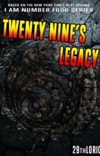 29's legacy (an I Am Number Four fanfiction) by 29thLoric