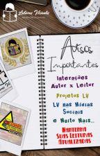 LIVRO DE AVISOS - LEITURAS VICIANTES OFC by leiturasviciantes