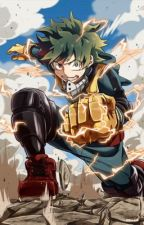 Izuku Midoriya: Stone Keeper [On Hold For Now, Waiting for An... Update] by OPMPower