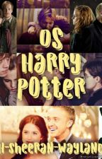 OS Harry Potter !   by WatsonSheeranPhelps