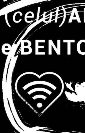 O celular de Bento by maxbelzareno